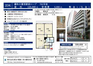 藤和日暮里駅前コープ702号(4下)_01