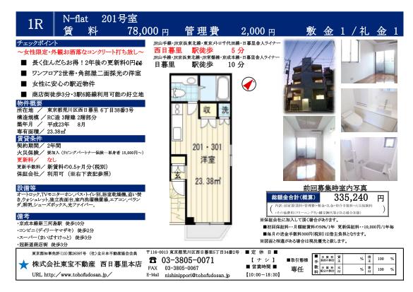 N-flat201号室(7中)_01